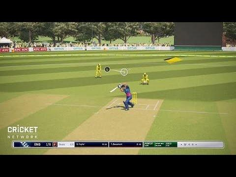 Ashes Cricket gameplay footage revealed