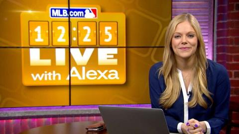12:25 Live with Alexa