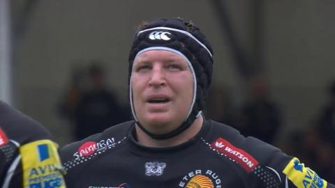 Thomas Waldrom's best moments for Exeter Chiefs