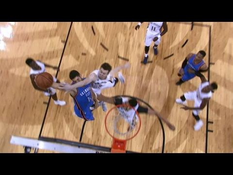 Enes Kanter Puts Pelicans on Poster | 01.25.17