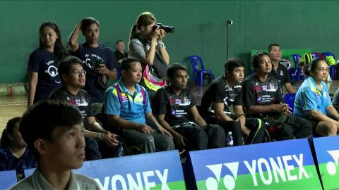 Badminton Unlimited | Thailand Para-Badminton International
