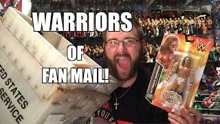 ULTIMATE FAN MAIL Unboxing!!! WWE Mattel Kmart Exclusive Wrestling Figures And MORE