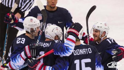 2018 Winter Olympics: U.S. Men Advance To Quarterfinals