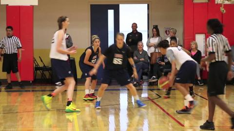 Mikayla Venson's Route To 2015 USA Women's U19 National Team Trials