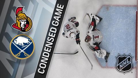 12/12/17 Condensed Game: Senators @ Sabres