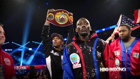 Hey Harold!: Crawford vs. Jean (HBO Boxing)