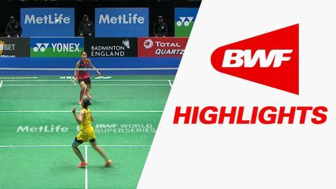 Yonex All England Open 2016 | Badminton QF – Highlights