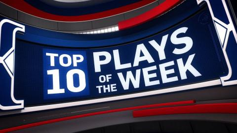Top 10 Plays of the Week: 12.11.16 to 12.17.16