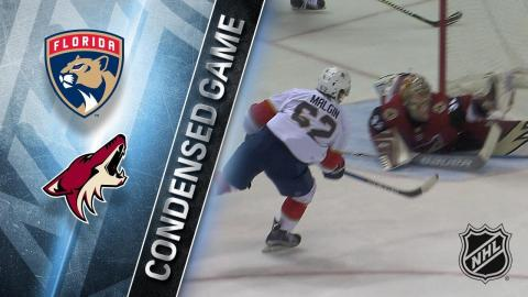 12/19/17 Condensed Game: Panthers @ Coyotes