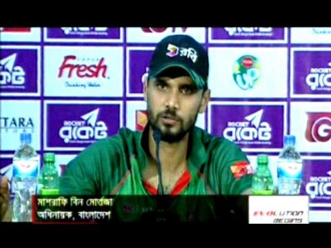 Mashrafe & butler Talking after Bangladesh vs England 3rd ODI Cricket Match,Cricket News