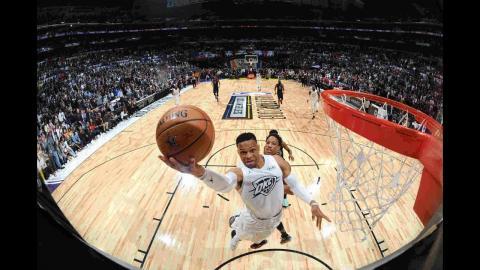 2018 NBA All-Star Game As Heard Around the World