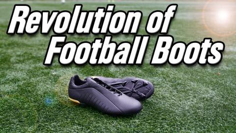The Revolution of Football - the freekickerz soccer boots