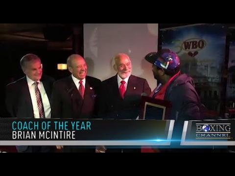 WBO 2017 CONVENTION AWARDS CEREMONY HIGHLIGHTS