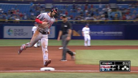 6/16/15: Nats pummel Rays with 16 runs in rout