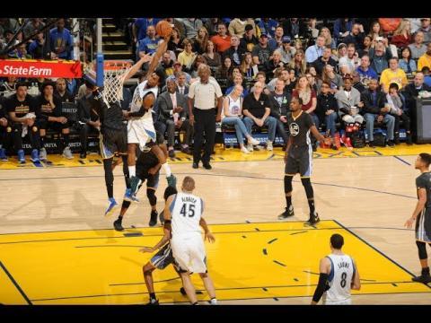 Top 10 Dunks of the Year: 2016-2017 NBA Season