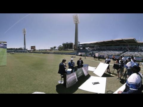 360: Boof joins the WWOS team