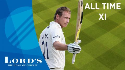 Cook, Steyn & Singh - Tom Westley's All Time XI