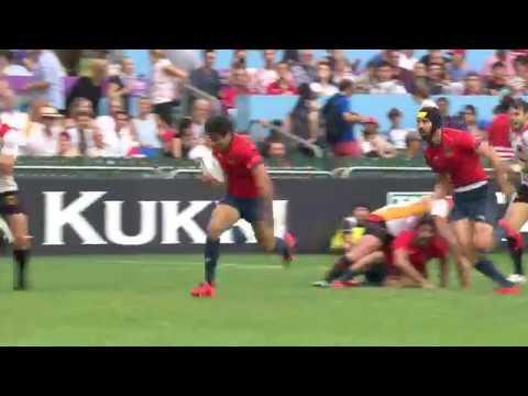 Spain qualify for the HSBC World Rugby Sevens Series