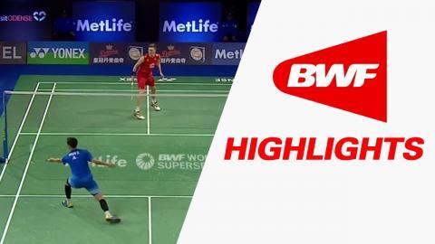 Yonex Denmark Open 2016 | Badminton R16 – Highlights