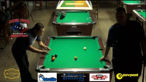 FINALS • Warren KIAMCO vs Alex OLINGER • 2017 Junior Norris 9 Ball