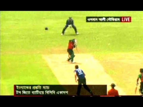 England vs BCB Eleven Preparation Match Live Update After 12 Over,Bangla Cricket News