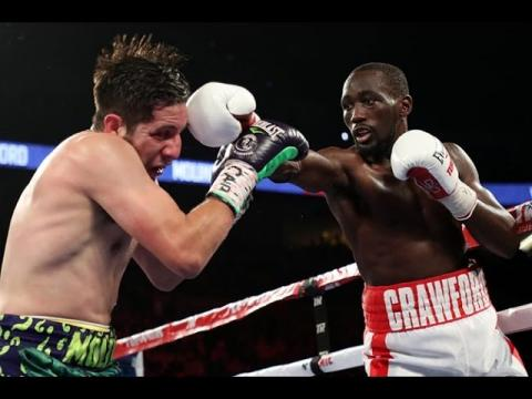 Terence Crawford vs John Molina Jr. Fight Review ! More HBO Boxing Bias BS From Kellerman & Roy Pt1