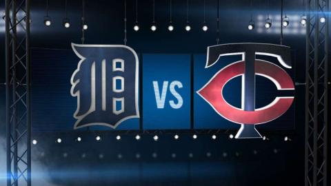 9/16/15: Tigers win in 12 to deal Twins playoff blow