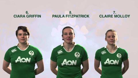 Irish Rugby TV: Ireland Women's Team v England