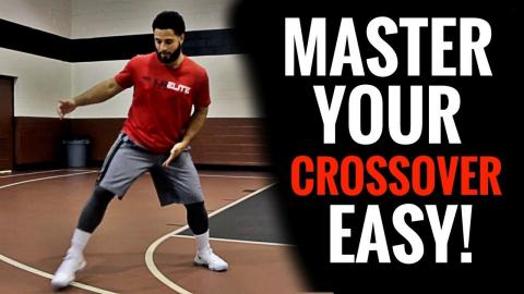 How To: Improve Your Basketball Crossover Moves Without A Basketball!