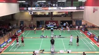 Montage - YONEX 2015 Jr And U23 Canadian Badminton Championships