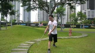 Basic Badminton Shots / Strokes