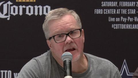 Freddie Roach: Wants Cotto vs Floyd Mayweather Rematch Next & Feels That Miguel Cotto Beat Canelo