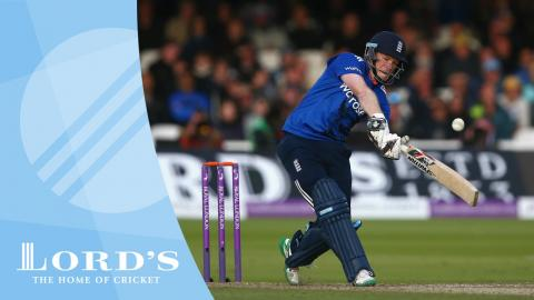 September 5 - Morgan's quickfire 85 against Australia | On This Day
