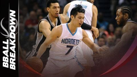 How Jeremy Lin Helped Beat The Spurs