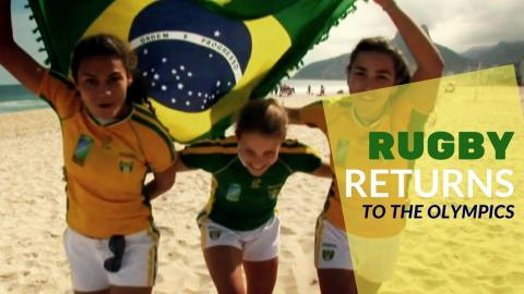 Going for Gold: Rugby Returns to the Olympics