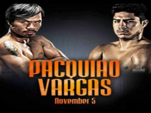 Manny Pacquiao vs Jessie Vargas Prediction Breakdown & Thoughts ! Floyd Mayweather Rematch 2017 ?