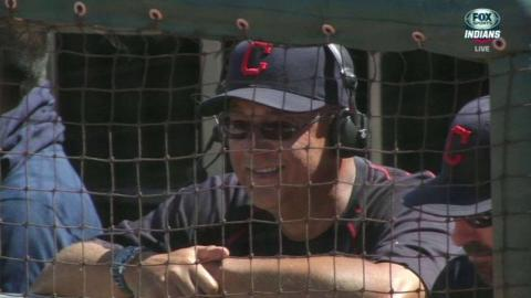MIL@CLE: Francona discusses roster decisions