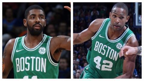 Kyrie Irving and Al Horford Lead Celtics to Comeback Win vs. Thunder   November 3, 2017