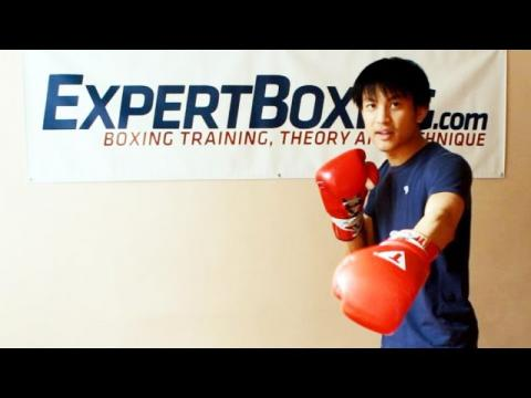 Creating Angles With the Pivot in Boxing