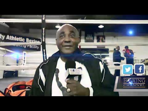 MIKE MCCALLUM TALKS ABOUT JESSIE VARGAS