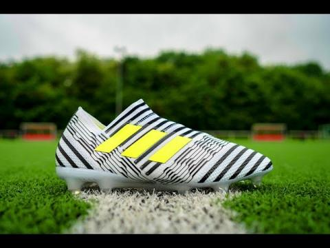 Lionel Messi Adidas Nemeziz 17.1 Boots - Test & Review