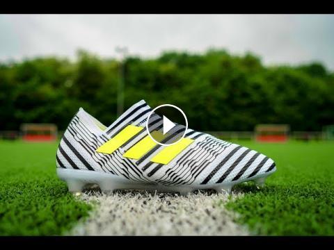 Dimissioni Rendere Regan  Lionel Messi Adidas Nemeziz 17.1 Boots - Test & Review