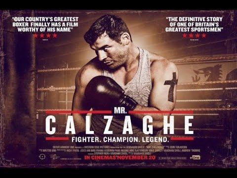 Amazing Joe Calzaghe Documentary Wanted To Share( Tyson Holyfield Hatton Benn Interviews At End)