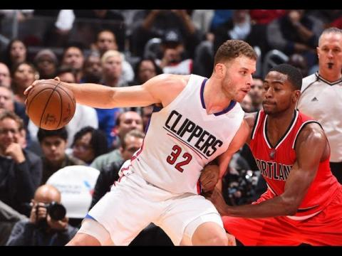 Blake Griffin Finishes with 26/12 in Win | 12.12.16