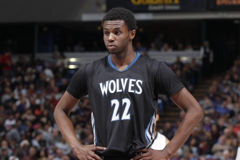 Andrew Wiggins Highlights of the 2014-2015 NBA Season