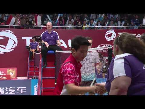 TOTAL BWF World Championships 2015 | Badminton Day 2 R64/32 - Highlights 1