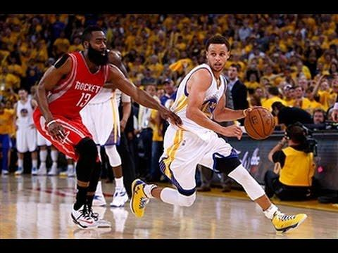 MVP Steph Curry Leads Warriors to Western Conference Championship