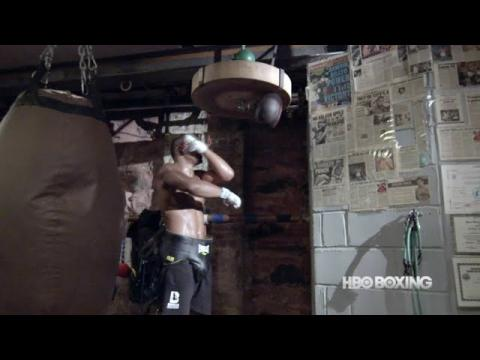 One-on-One: Luis Arias (HBO Boxing)