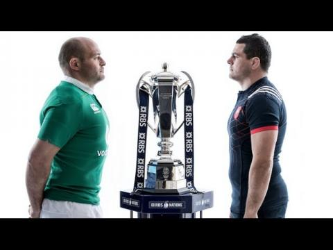 Irish Rugby TV: Rory Best On Ireland's Showdown With France