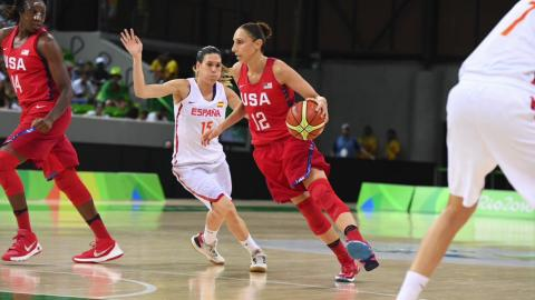 2016 USA Basketball Female Athlete of the Year